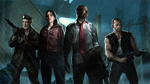 los heroes de left 4 dead