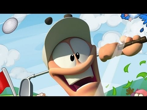 Worms Golf
