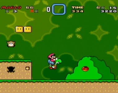 Super Mario World 2