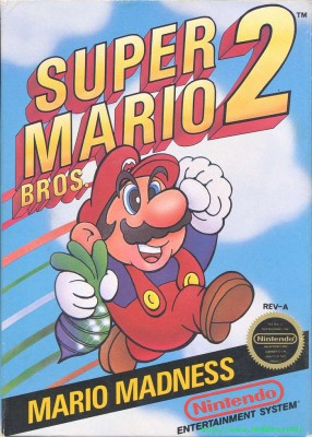 Super Mario 2