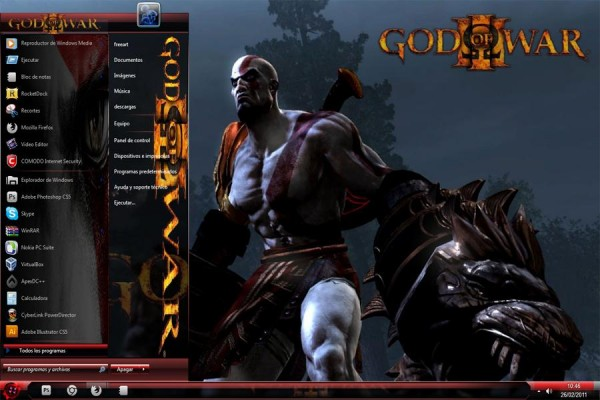 GOW Themes