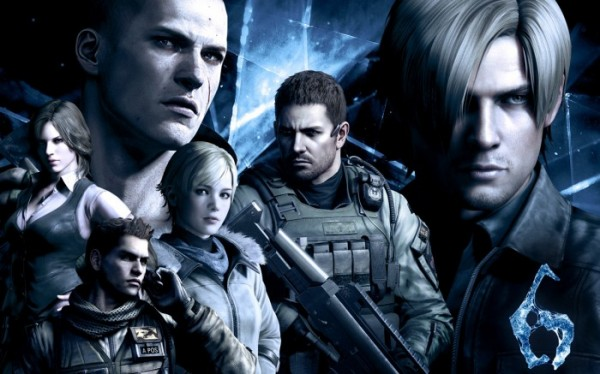 Re6 Footage