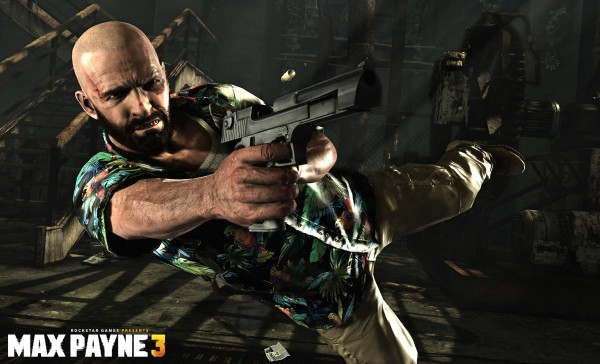 claves Max Payne 3
