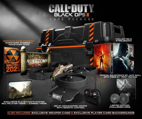 Black Ops Care Package