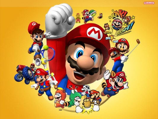 Juegos de Mario