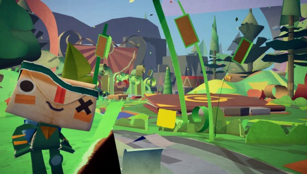 Tearaway video game