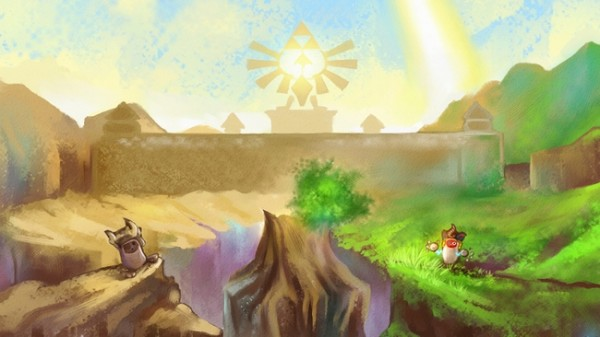 Skyward Sword Zelda