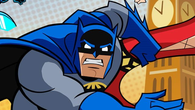 claves Batman Brave and the bold