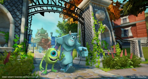 Monsters Inc. Disney Infinity