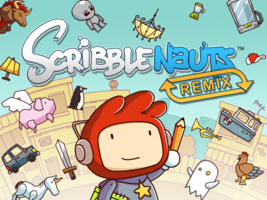 Cheats Scribblenauts Remix