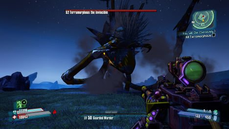Guía Terramorphous Borderlands 2