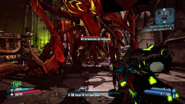 Vermivorous Borderlands 2