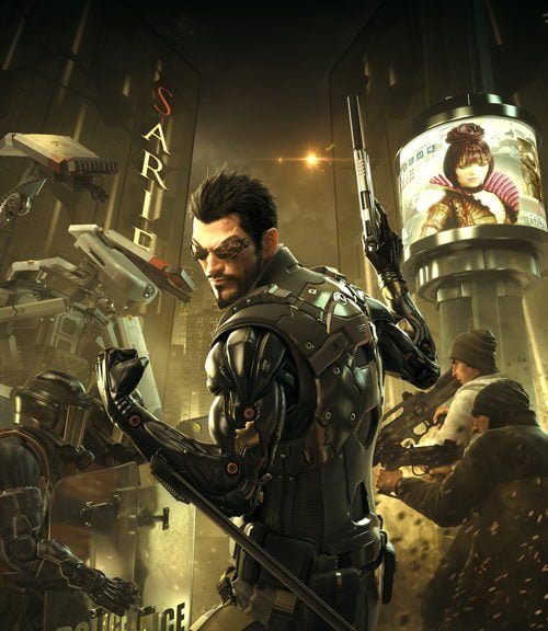 Deus Ex Director's Cut