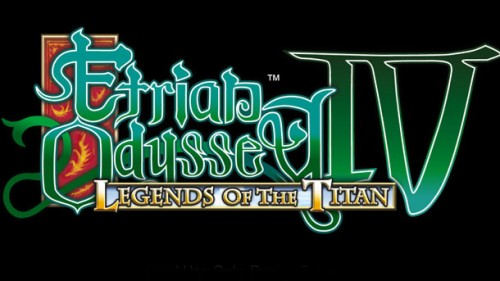 Portada Etrian Odyssey IV: Legends of the Titan