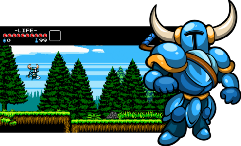 Shovel Knight Kickstarter
