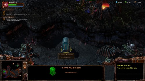 Easter eggs Heart of the Swarm