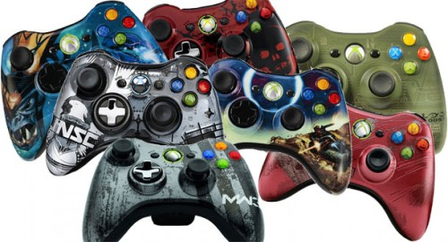 Ediciones especiales de Xbox 360