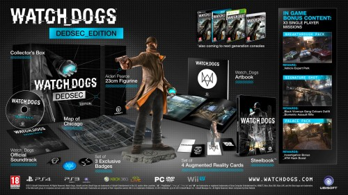 Desdec Edition Watch Dogs