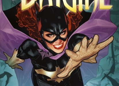 DLC Batgirl