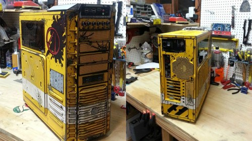 Custom Borderlands 2 Case