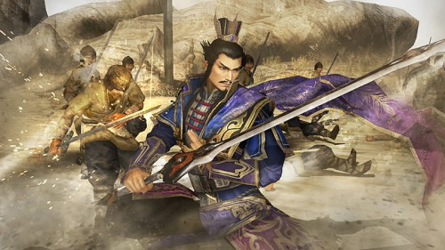 Dynasty Warriors 8 desbloqueables