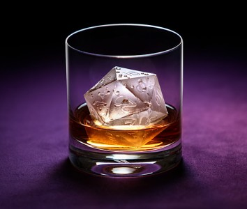 Ice D20 Whiskey