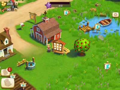 FarmVille 2-escapada rural