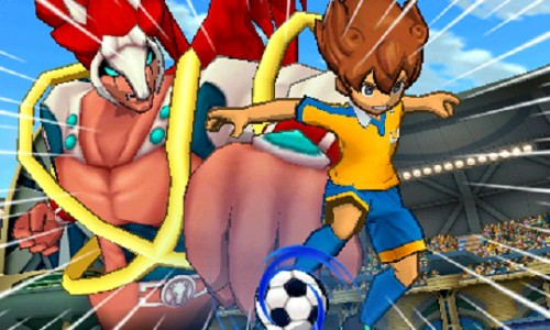 Inazuma Eleven Go- Light Version