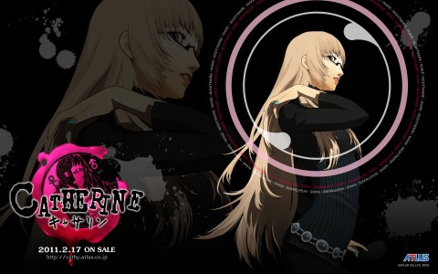 Catherine video game