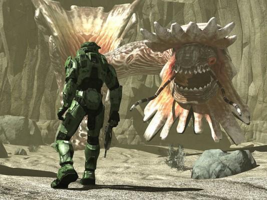 Halo 4 gameplay