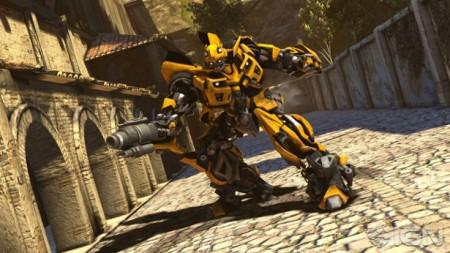 Transformers juego