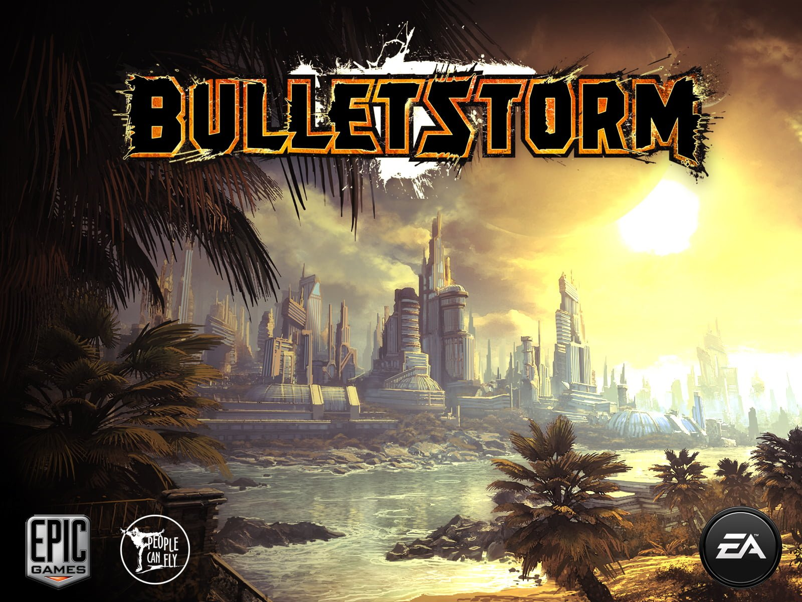 Bulletstorm wallpaper