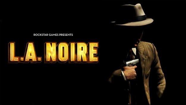 La Noire videojuego