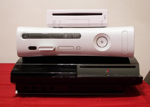 PlayStation 3, Wii, Xbox 360