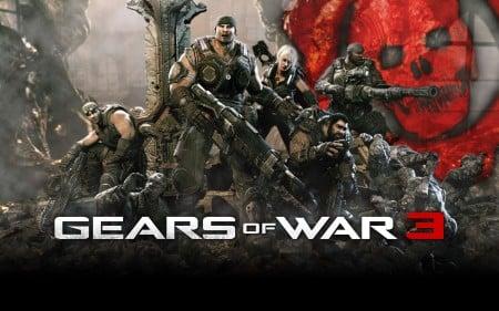 Gears of War 3 lanzamiento