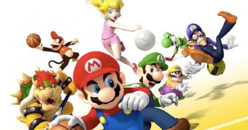 juegos de Mario
