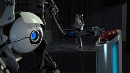 Portal 2 Robots