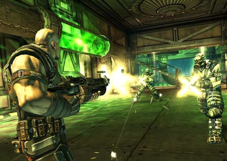ShadowGun, Gears of War para movil