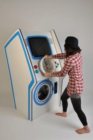 arcadia en lavadora