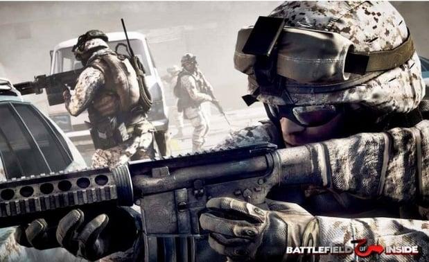 Battlefield 3 imagenes