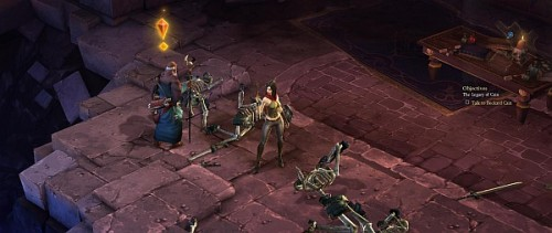 Diablo 3 primeras imágnes