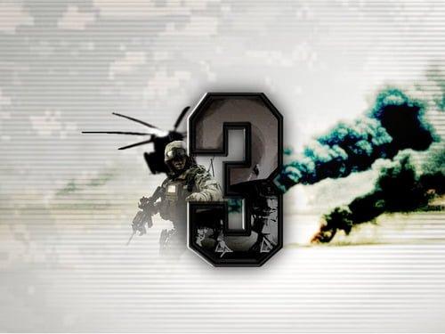 CoD Battlefield 3