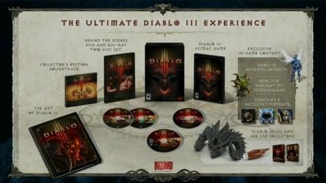 Pack coleccionistas Diablo III