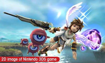 Kid Icarus 3D