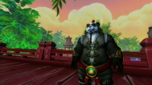 Wow Pandarien