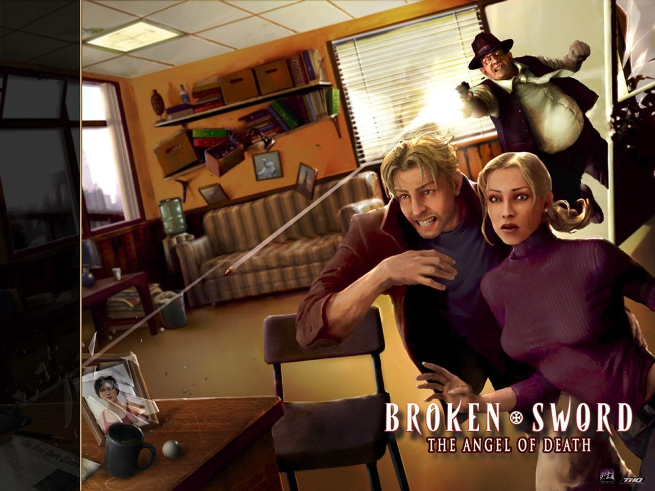 Broken Sword Wallpaper