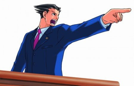 Phoenix Wright Capcom
