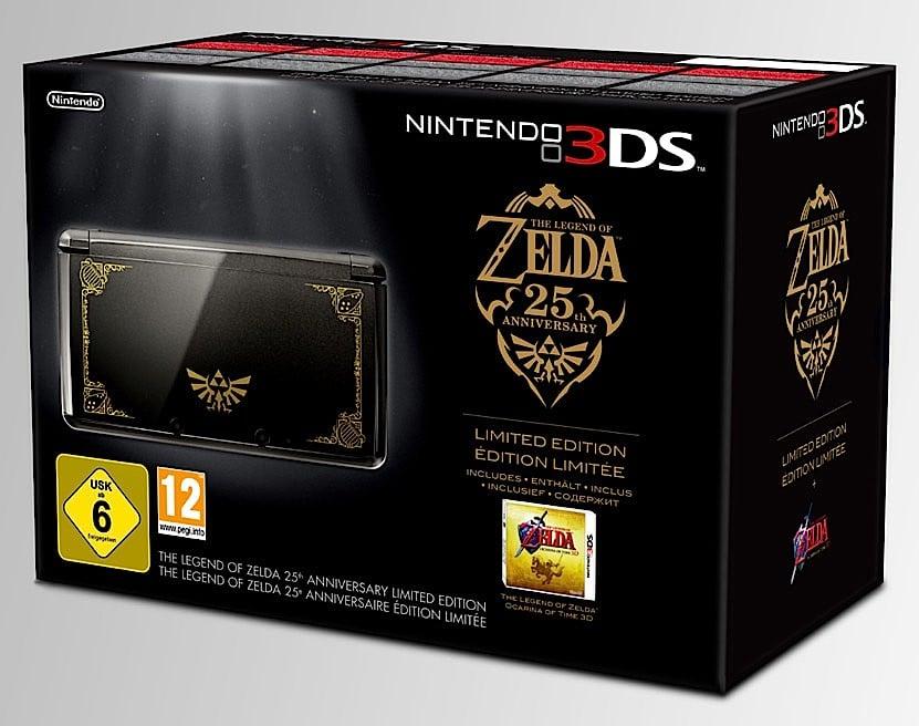 3DS edición especial