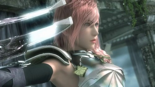 Lightning Final Fantasy