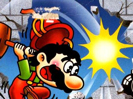 Wrecking Crew Mario
